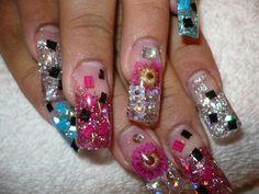 Diseños en uñas