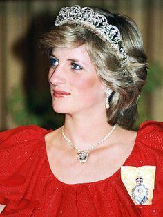 Votre Tiara Treat hebdomadaire: Pourquoi vous verrez probablement jamais Wedding Tiara de la princesse Diana Princess Kate    Les Royals britanniques, les Royals, la princesse Diana