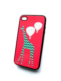 Mint Gray iPhone 4 iPhone 4S Case Tallest