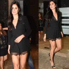 Katrina Kaif shows you the right way to use lace in your party outfit; Check it out Bollywood Pictures, Bollywood Actress Hot Photos, Indian Bollywood Actress, Bollywood Celebrities, Indian Actresses, Bollywood Theme, Bollywood Actors, Katrina Kaif Body, Katrina Kaif Hot Pics