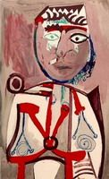 Pablo Picasso. Character, 1970