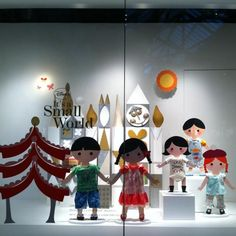 it's a small world, pinned by Ton van der Veer