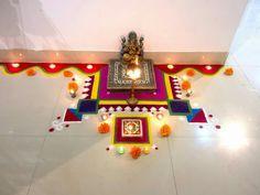 picasso line drawing Rangoli Designs Latest, Rangoli Designs Flower, Colorful Rangoli Designs, Rangoli Ideas, Rangoli Designs Images, Rangoli Designs Diwali, Flower Rangoli, Beautiful Rangoli Designs, Diwali Rangoli