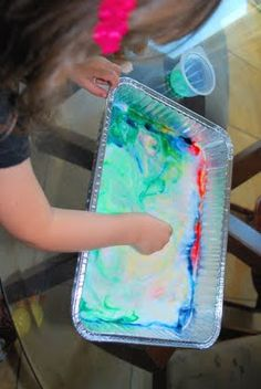 science experiment for kids