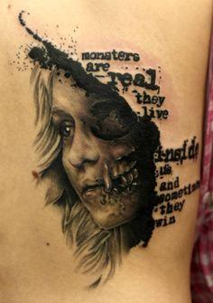 Fuck Yeah Stephen King Tattoos