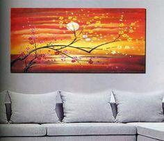 Modern Abstract Art Oil Painting Stre... $40.00 #bestseller