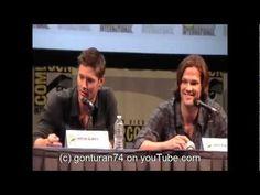 Supernatural SDCC 2011 Entire Panel