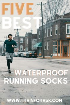 Don't let wet feet ruin a good run. Get yourself some waterproof running socks and get out and run on a wet day. Running In Cold, Running Socks, Running Gear, Jogging For Beginners, Running For Beginners, Running Apparel, Benefits Of Running, Cool Outfits, Summer Outfits