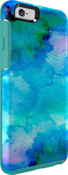OtterBox iPhone 6 Case - Symmetry Series, Floral Pond color. I absolutely love this!!! -Donna