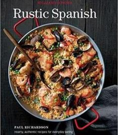 Giveaway williams sonoma rustic spanish spanish and giveaway rustic spanish pdf forumfinder Image collections