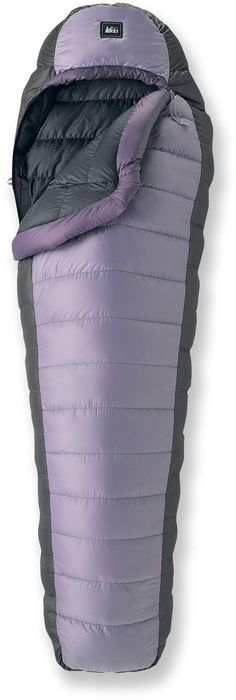 At REI Outlet: Women's REI Sub Kilo Sleeping Bag — Stay warm in a down bag designed for women.