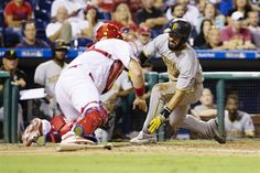 'I just screwed that up royally': Pirates coach Sofield regrets sending Rodriguez in ninth inning vs. Phillies
