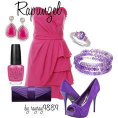 """""""Rapunzel"""" by raven-ferrel on Polyvore"""