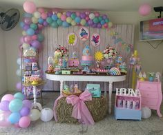 Arraso de festa com o tema Galinha Pintadinha! Pig Candy, Birthday Venues, My Little Pony Party, Bird Party, Kids Party Themes, Theme Ideas, Baby Girl Birthday, Backdrops For Parties, Birthday Decorations