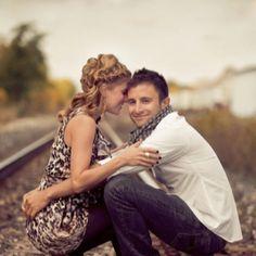 Cute railroad picture