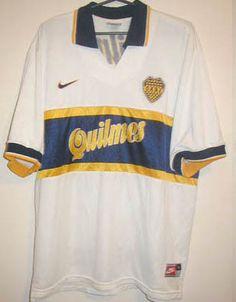 Boca Juniors Away football shirt 1997