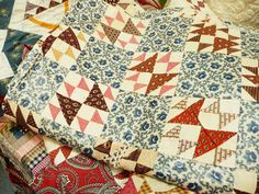 not so zen-quilts in Paris