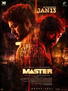 ALL EYES ON #MASTER... #Master - the hugely-awaited #Tamil film starring #Vijay and #VijaySethupathi - is expected to bring back moviegoers in hordes this #Pongal... Expecting a mindboggling start at the #BO... Will release in multiple languages.