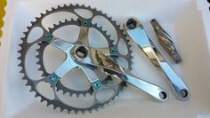 Boone Twisted Crankset