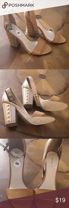 "Indigo Rd 4"" heels Very comfortable, new condition. Size 8 Indigo rd Shoes Heels"