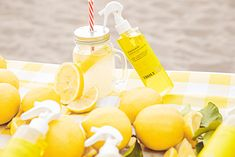 Say hello to our newest limited edition product: Lemonade! 🍋🐝 This hydrating face + body mist is formulated with lemon, hyaluronic acid, aloe, vegan collagen, and a healthy antioxidant boost. The most summery mist ever can provide immediate moisture on those scorching days anywhere on the body. Body Mist, Hyaluronic Acid, Face And Body, Collagen, Lemonade, Aloe, Mists, Moisturizer, Vegan