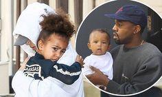 Shaken Kim Kardashian and Kanye West emerge