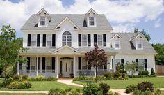 Die 16 besten Bilder von amerikanisches Haus   Future house ...