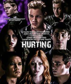 #tmi #shadowhunters #sad #hurt #edit