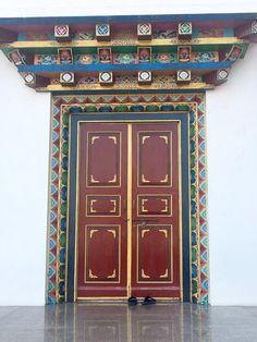 Mindrolling Monastery Dehradun, Uttarakhand, India