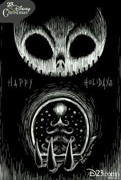 The Art (and Random Adventures) of Eric Tan: Happy Haunting! Nightmare Before Christmas Tim Burton Style, Tim Burton Art, Tim Burton Films, Jack Skellington, Disney Love, Disney Art, Nightmare Before Christmas, Tim Burton Personajes, Jack The Pumpkin King