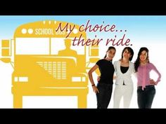 American School Bus Council, My Choice, Their Ride, to promote School Bus ridership. Flash animation infographic created for TMNcorp, Silver Spring, MD
