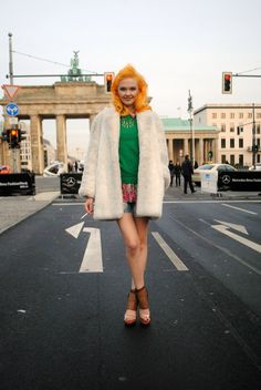 Streetstyle - Bonnie Strange | Dudes And Chicks - Fashion and Style Blog