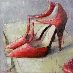 Cristina Fornarelli, 1978 | Figurative Palette knife painter | Tutt'Art@ | Pittura * Scultura * Poesia * Musica |