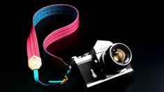 FURIKAKEカメラストラップの撮影