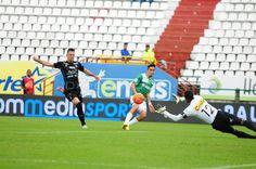 #VamosPorLa10 Imagen del primer gol de la tarde #VamosCali