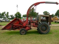 GEHL Self-Propelled Silage Chopper Vintage Farm, Harvester, Ih, Choppers, Tractors, Chopper, Motorcycles