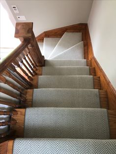 Ruthless stair runner carpet diy stairways strategies exploited unique kaleen peter island grey broadloom kaleen com lake house - Savvy Ways About Things Can Teach Us Hallway Carpet Runners, Cheap Carpet Runners, Carpet Stairs, Stair Runners, Hall Carpet, Carpet Diy, Blue Carpet, Rugs On Carpet, Carpets