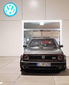 Volkswagen Golf Mk2, Tuner Cars, Car Magazine, Porsche 356, Vw Camper, Benz, Lovers, Collection, Cars