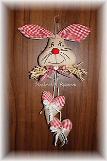 Skupina - Šikovné ruky - My site Hoppy Easter, Easter Gift, Easter Crafts, Easter Bunny, Easter Eggs, Sewing Crafts, Sewing Projects, Easy Christmas Ornaments, Childrens Christmas