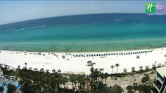 Check out Panama City Beach webcams to catch a glimpse of the beach from anywhere in the world. See the white sand, emerald green water and sunsets. Bay County, Live Cams, Panama City Beach, Best Blogs, Florida, Sunset, World, Water, Holiday