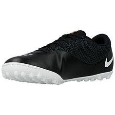 Nike MercurialX Pro Street TF Turf Soccer Shoe (Black) Nike MercurialX Pro  Street TF