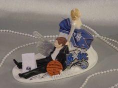 Orlando Magic Basketball Fan Sports Groom Fun by splendorlocity, $79.97
