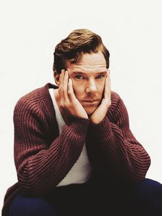 """ Benedict Cumberbatch for Out Magazine (x). """