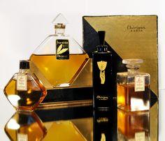 "Parfums CHERIGAN (1929)  ""Fleurs de Tabac"" 10ml ""Fleurs de Tabac"" 30ml parfum ""Masquerades"" 30ml parfum ""Fleurs de Tabac"" 30ml parfum vintageperfume | Dec 10, 2012"