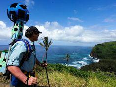 O Google busca voluntários em todo o mundo para colaborar com o serviço Street View. A empresa lançou um novo projeto que selecionará pessoas para fazer caminhadas e trilhas com a Trekker, a mochila especial com câmera que captura imagens em 360 graus.