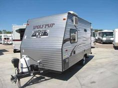 2013 Used Forest River Cherokee Wolf Pup 18' Travel Trailer in Texas TX.Recreational Vehicle, rv, Kennedale Camper Sales, Kennedale, TX, 817-478-6071.