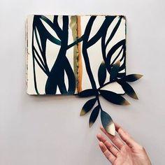 Golden * #art #artcollective #artwork #color #instaart #inspiration #create #contemporaryart #abstractart #natureinspired #design #drawing #sketchbook #mixedmedia
