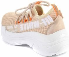 Off White yazılı rahat pudra beyaz bağcıklı spor ayakkabısı modeli Balenciaga, Baby Shoes, Sneakers, Kids, Clothes, Fashion, Tennis, Young Children, Outfits