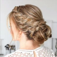 Braided Hairstyles With Tutorials  Weave it very simple at home. On the basis of a simple Dutch braid you can create both everyday and evening hairstyles with your own hands.  The post Braided Hairstyles With Tutorials appeared first on Bunte Haar Diy.