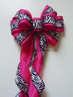 Pink Gold Garland, Pink Tissue Tassel Garland gold, Pink Banner, Paper Tassels, blush gold decoration, baby shower banner, birthday banner